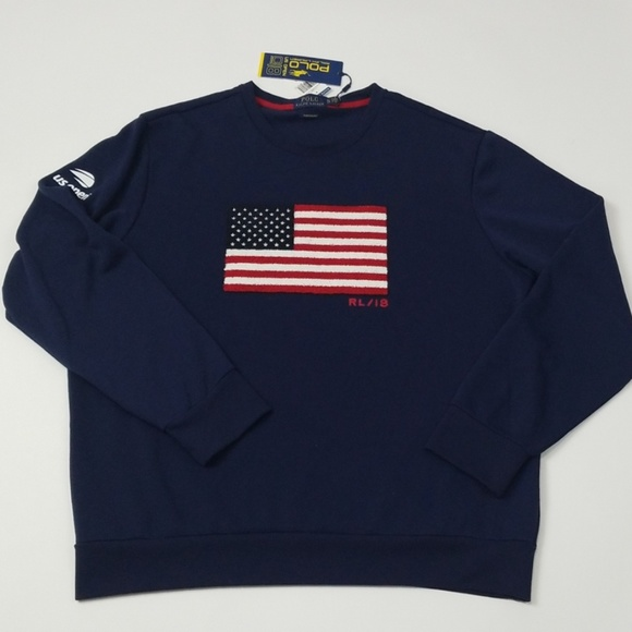 Sweater Flag SweatersUsa By Ralph Polo Lauren Nnm08w